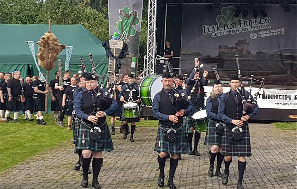 Owl Town Pipes & Drums